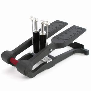プロスポーツのアスリート用に開発されたシリコーン油圧式ステッパー! Xiser Commercial...