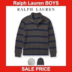 ポロ ラルフローレン ボーダー ニット セーター Polo Ralph Lauren ボーイズ BO...