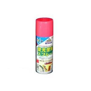 [Y] アサヒペン 蛍光塗料スプレー [300ml] アサヒペン 危険表示や看板、ポスターなど目立たせたい部分に|colour-harmony