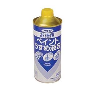 ■商品名…ペイントうすめ液 ■内容…220ml ■用途…油性塗料の粘度が高く、塗りにくいときの希釈に...