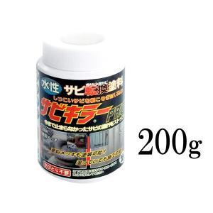 [Y] ☆はけ付き BAN-ZI サビキラーPRO [200ml] サビ転換塗料・鉄部・亜鉛メッキ・車両・農機具・立駐機|colour-harmony
