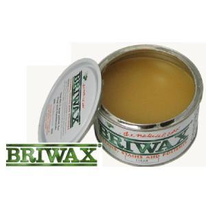 ブライワックス ミディアム・ブラウン [370ml] BRIWAX・Medium Brown・トルエ...
