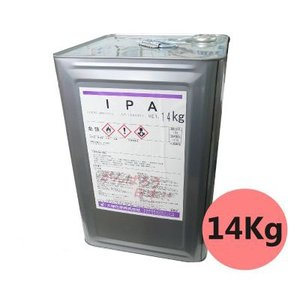 [Y] IPA(イソプロピルアルコール) [14kg] 大伸化学株式会社・2-プロパノール・イソプロパノール・シンナー・塗膜はがし・脱脂洗浄用|colour-harmony