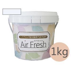 [Y] イサム AirFresh (エアフレッシュ) Shiro〜白のやさしさ〜 NO.007アイスブルー [1kg] 消臭効果 抗菌効果 抗カビ効果|colour-harmony