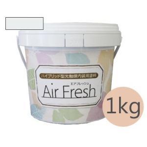 [Y] イサム AirFresh (エアフレッシュ) Shiro〜白のやさしさ〜 NO.010キャンパスホワイト [1kg] 消臭効果 抗菌効果 抗カビ効果|colour-harmony