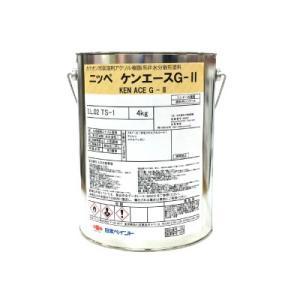 【弊社小分け商品】 ニッペ ケンエースG-2 ND-102 [4kg] 日本ペイント 淡彩色 つや消...