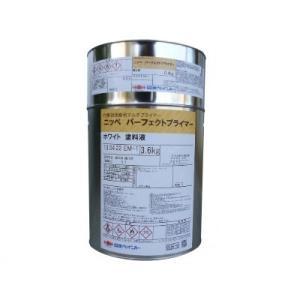 [Y] ニッペ パーフェクトプライマー [4kgセット] 日本ペイント・外壁・戸建・下塗り・サイディング・エポキシ|colour-harmony