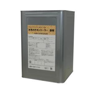 [Y] ニッペ 水性カチオンシーラー [15kg] 日本ペイント・内外壁・下塗り・ボード・スレート・リシン・スタッコ|colour-harmony