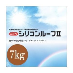 [Y] 【送料無料】 ニッペ シリコンルーフII [7kg] 日本ペイント・鋼板屋根・トタン屋根・上塗りシリコン樹脂塗料|colour-harmony