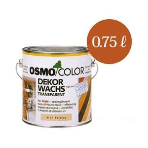 [Y] 【商品到着後レビューでノベルティGET!!】 オスモカラー #3101 ノーマルクリアー 透明3分ツヤ有 [0.75L] osmo・屋内・家具・建具・撥水・透明仕上げ|colour-harmony