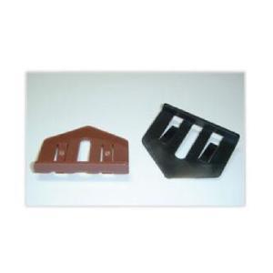 [Y] タスペーサー02 ブラック [100個入りセット] 約10平米分 セイム・縁切り部材・カラーベスト・屋根 colour-harmony