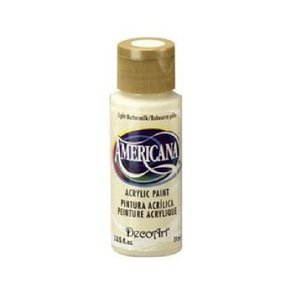 [Y] アメリカーナ(AMERICANA) [59ml] ライトバターミルクデコアート・フェイクスイーツデコ・下地材・クラフト・絵具・トールペイティング・ステンシル|colour-harmony