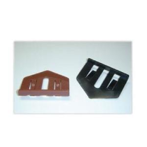 [Y] 【送料無料】 約100m2施工セットタスペーサー02 ブラック [1000個入りセット] セイム・縁切り部材・カラーベスト・屋根|colour-harmony