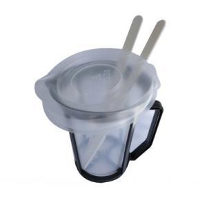[Y] 調色セット [4L] ヨトリヤマ・調色容器の決定版・塗装用具・塗料容器|colour-harmony