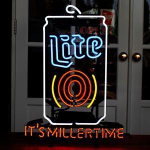 照明 ネオンサイン / Miller Lite インテリア 電飾 店舗 アメリカ雑貨|colour