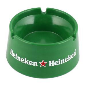 卓上灰皿 メラミン灰皿 ハイネケン Heineken ノベルティ BAR 喫煙具 アメリカ雑貨 アメリカン雑貨|colour