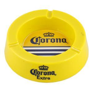 卓上灰皿 メラミン灰皿 コロナエクストラ CORONA EXTRA ノベルティ BAR 喫煙具 アメリカ雑貨 アメリカン雑貨|colour