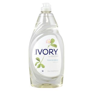 IVORY アイボリー 濃縮食器用洗剤(クラシックセント)24oz (709ml)|colour