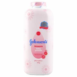 ジョンソン&ジョンソン ベビーパウダー(お花の香り) 300g シェーカータイプ