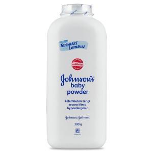 ジョンソン&ジョンソン ベビーパウダー(微香) 300g シェーカータイプ /アメリカン雑貨/