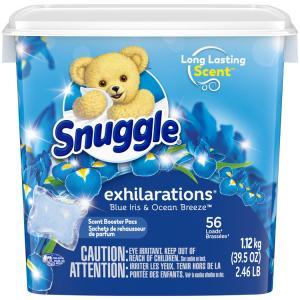 スナッグル セントブースター ブルーアイリスブリス 大容量 56個 1.12kg 加香剤 洗濯用品 SUN アメリカ雑貨 アメリカン雑貨|colour