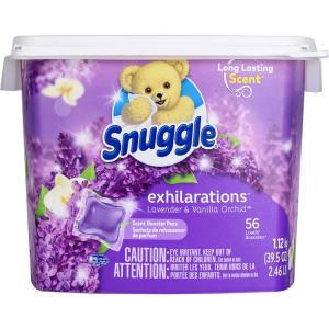 スナッグル セントブースター ラベンダージョイ 大容量 56個 1.12kg 加香剤 洗濯用品 SUN アメリカ雑貨 アメリカン雑貨|colour