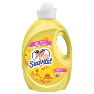 SUAVITEL スアビテル柔軟剤 モーニングサン 120oz 3.5L 非濃縮タイプ 102回分 ...