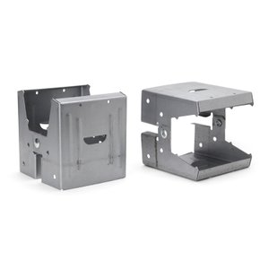 EBCO ソーホースブラケット SH4(2個入り)グレー色 アメリカ製 DIY 作業台 アメリカン雑...