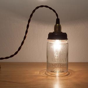 ペンダントライト 照明 インザボトルランプ