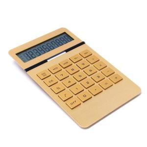 電卓 おしゃれ インゴットカリキュレーター 10 DIGITS INGOT CALCULATOR アメリカン雑貨|colour