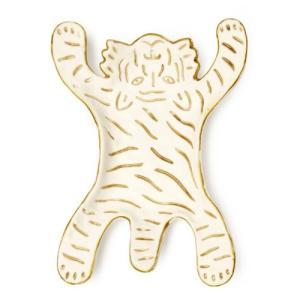 トレイ おしゃれ キッカーランド タイガー キャッチオール Tiger Catch-All KIKKERLAND 小物入れ インテリア アメリカン雑貨|colour