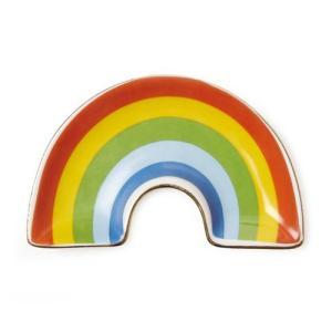 トレイ おしゃれ キッカーランド レインボー キャッチオール Rainbow Catch-All KIKKERLAND 小物入れ インテリア アメリカン雑貨|colour