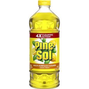 Pine-Sol パインソル 液体 クリーナーレモンフレッシュ 1410ml|colour