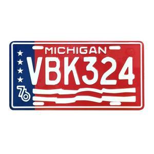 ムービーナンバープレート VBK324 キャノンボールの救急車 ライセンスプレート CMプレート 看板 アメリカ雑貨 アメリカン雑貨 colour