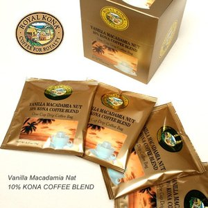 ROYAL KONA COFFEE ロイヤルコナコーヒー ワンドリップバッグ 10g ×10袋 (バ...