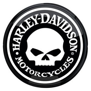 HARLEY-DAVIDSON ハーレーダビッドソン スカル パブライト HDL-15624