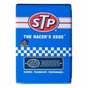 収納 スチール製 キーキャビネット「STP」 H25×W17×D6.5cm キーボックス スチール製 鍵付き アメリカン雑貨|colour