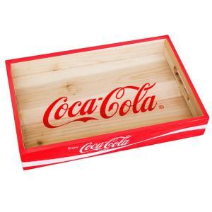 コカコーラ ウッドクレート デスクオーガナイザートレイ (Wall-Mounted) /COCA-COLA BRAND/木箱・収納/インテリア/アメリカン雑貨/|colour