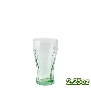 グラス おしゃれ コカコーラ ジェヌイングラス 2.25oz 67ml COCA-COLA 食器 コップ タンブラー アメリカ雑貨 アメリカン雑貨