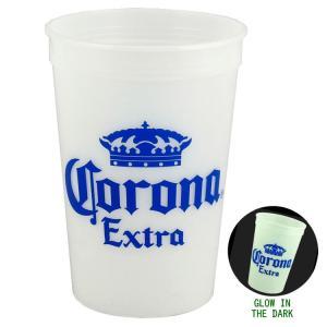 プラカップ CORONA コロナビール プラスチックカップ 容量 500ml 1個 食器 コップ アメリカ雑貨 アメリカン雑貨|colour