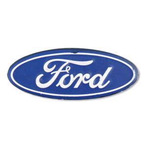 USエンボスマグネット FORD/フォード H3.4cm×W8.5cm 磁石 冷蔵庫マグネット ステーショナリー アメリカ雑貨|colour