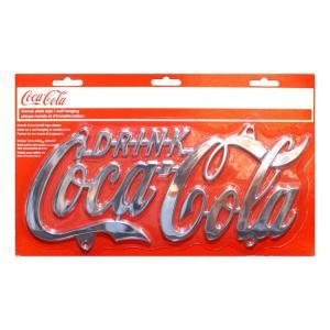 看板 コカ・コーラ ライセンス プレートサイン/ウォールハンギング Coca-Cola CC409 インテリア アメリカ雑貨|colour
