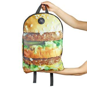 バックパック マクドナルド ビッグマック McDonald's リュックサック オフィシャルグッズ 縦43×横30×厚さ10cm アメリカ雑貨|colour