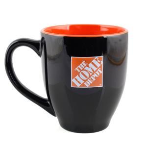 マグカップ ホームデポ HOME DEPOT 473ml 16オンスマグ 高さ11×幅13.5×奥行き9.5cm コーヒーカップ アメリカ雑貨|colour