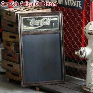 COCA-COLA Antique Chalkk Board コカコーラ アンティークチョークボード...