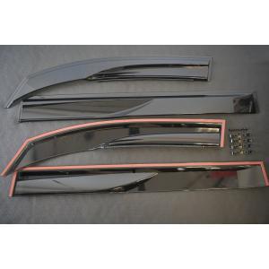コルトスピード (COLT SPEED) デリカD:5 (CV1W、2W、4W、5W)  AERO SIDE VISOR エアロサイドバイザー 品番:CSD0301-006 colt-speed