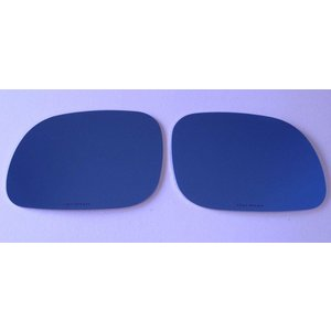 コルトスピード (COLT SPEED) アイ(i)HA1W=H24.6〜/HA3W=H23.7〜用 オプティカルブルーミラー BLUE MIRROR(タイプX) 品番:CSD0399-037 colt-speed
