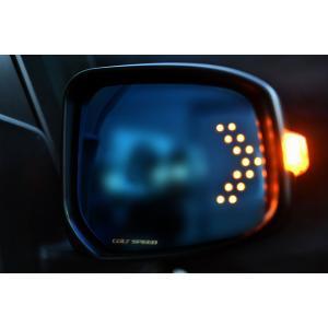 コルトスピード (COLT SPEED)ekシリーズB3#系用 MF OPTICAL LED BLUEMIRROR マルチファンクション オプティカル LEDブルーミラー|colt-speed