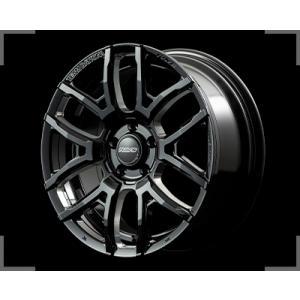 RAYS TEAM DAYTONA FDX F6 レイズ チーム デイトナ  7.5J-18 +38mm 5H114.3 デリカD:5用 ブラックマシニング (BNC)|colt-speed