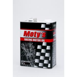 【Moty's】モティーズ M110 エンジンオイル 5W30 4L缶 colt-speed